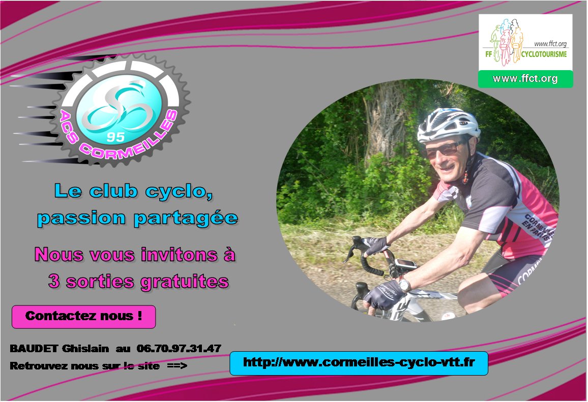 Invitation cyclo
